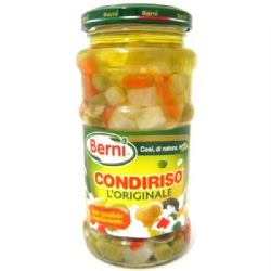 Berni Condiriso 3x314g | Pack of 3 | Buy Online | Italian Food | UK | Europe